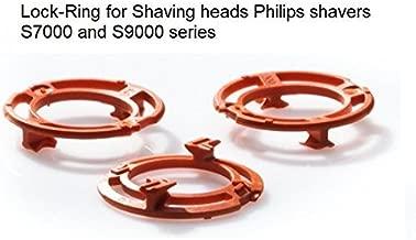 Life-Q Anillo de Retención para Cabezales de Afeitado Philips SH70 ...