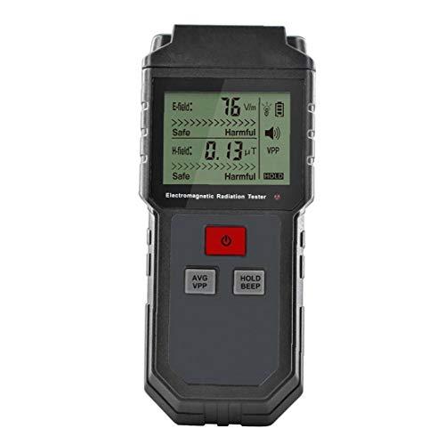 ET825 EMF mide, Cámara en mano eléctricos y magnéticos de frecuencia de...