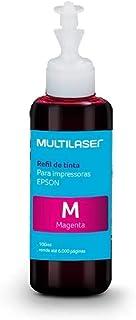 Refil de Tinta para Impressoras Epson 100ml Cor Magenta Multilaser - RF007