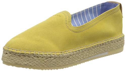 GANT Footwear Damen Peachtown Espadrilles, Gelb (Light Yellow G301), 37 EU