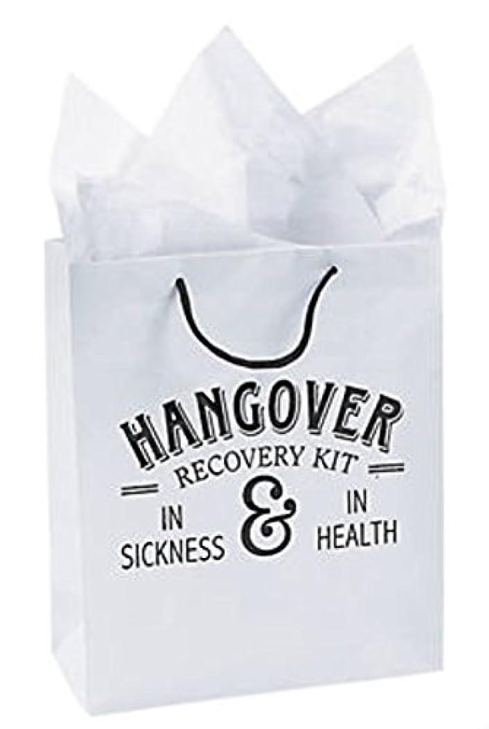 Hangover Rescue Wedding Gift Bags (1 Dozen)