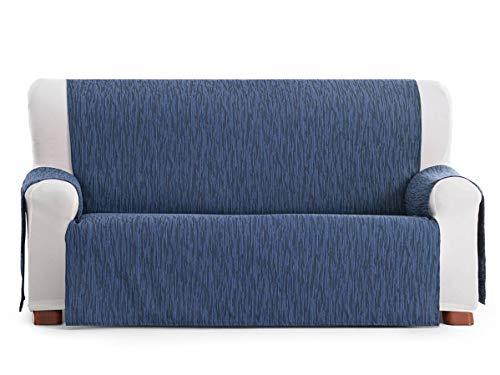 Lanovenanube Eysa - Funda sofá 3 plazas Práctica INDICO - Color Azul C03