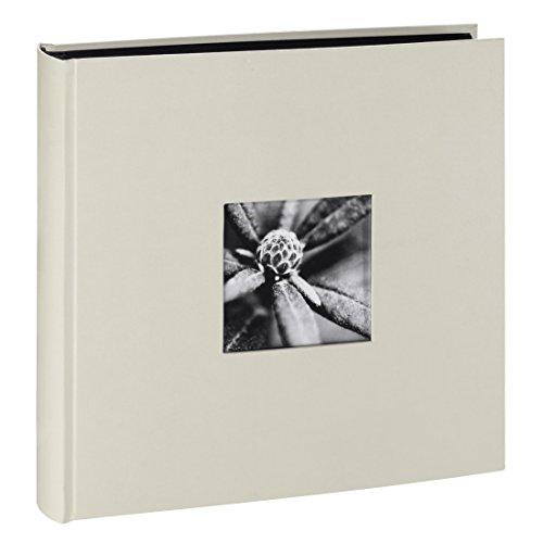 Hama Fine Art Jumbo - Álbum de fotos 30 x 30cm, 100 páginas, 50 hojas