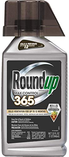 Roundup Concentrate Max Control 365 Vegetation...