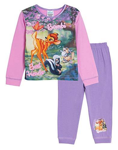 Disney Bambi Pijamas para Niñas Ropa de...