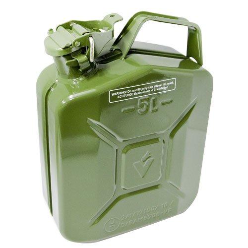 ジェリカン 5L (JERRY CAN) グリーン
