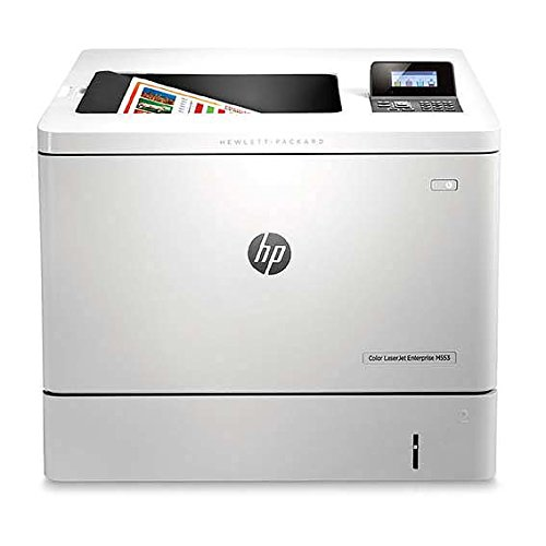 HP Color Enterprise m553dn Laserdrucker Farbe