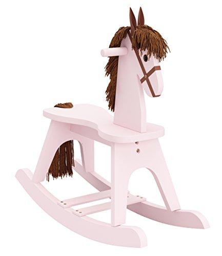 Storkcraft Wooden Rocking Horse,...