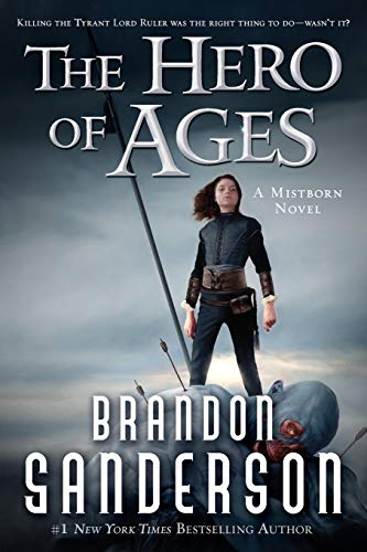 The Hero of Ages: A Mistborn Novel (Mistborn, 3)