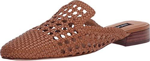 NINE WEST womens Wnshanie2 Loafer Flat, Medium Natural, 5 US