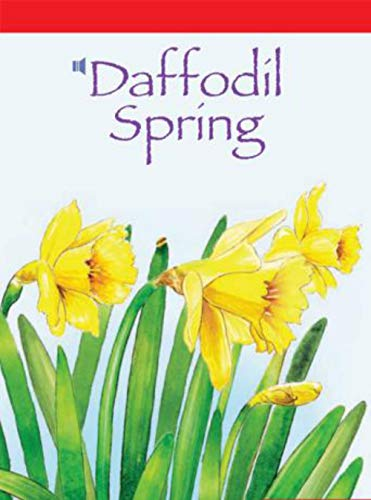 Daffodil Spring: Picture book of children's growth (English Edition)