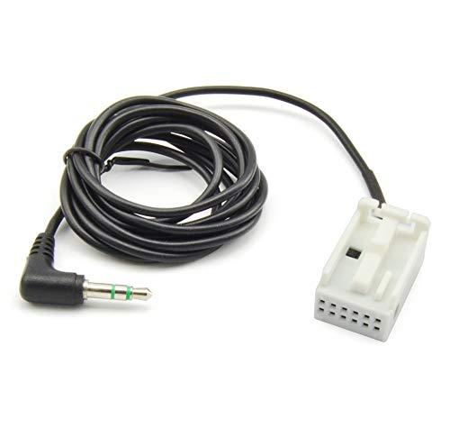 Watermark AX-0087 AUX IN Adapter für VW Skoda RCD510 RCD310 RCD300 RCD210 RNS510
