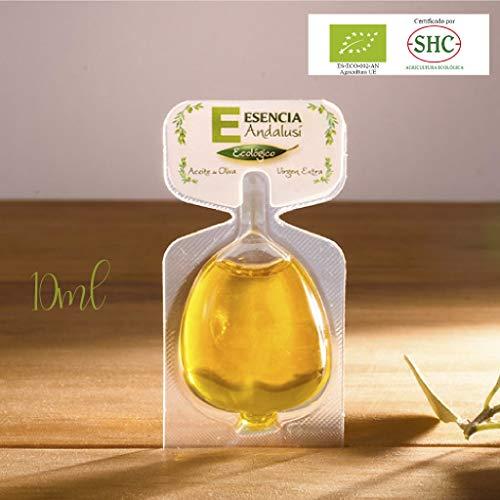 Monodosis Aceite de Oliva Virgen Extra Ecológico 10 ml (Dispensador 160 und)