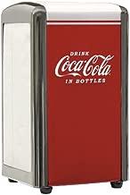 TableCraft Coca-Cola CC342 Drink Coca-Cola Napkin Dispenser