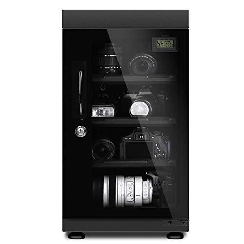 防湿庫 カメラ ドライボックス カメラケース 50L 防湿庫 乾燥剤 カメラ カビ対策 自動除湿 超静音 メーカー5年保証 日本語説明書