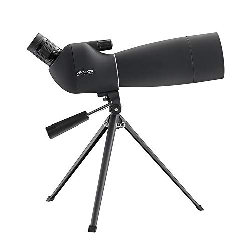 Learn More About TANGADYL 25-75x70 HD Spotting Scope with Tripod and Phone Adapter and Carry Case Te...