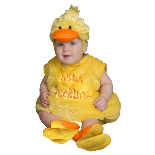 Dress Up America Magnifique Costume de Caneton en Peluche