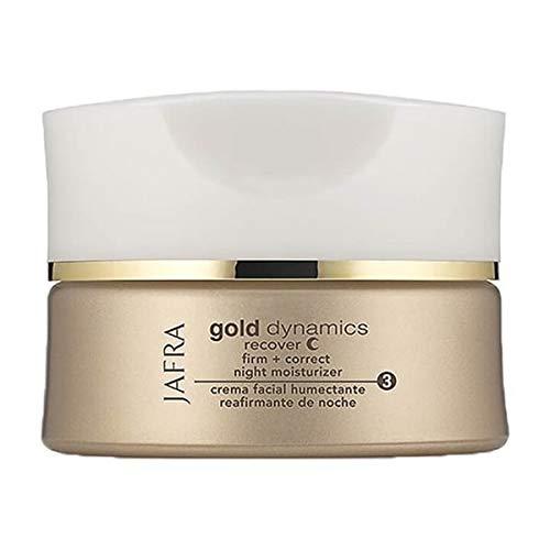 Jafra Gold Dynamics Gesichtscreme | straffende Feuchtigkeitspflege für die Nacht | 50ml
