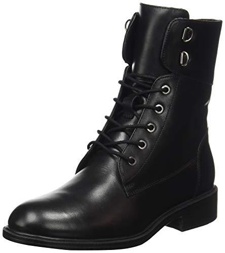 Geox Damen D CATRIA C Ankle Boot, Black, 40 EU