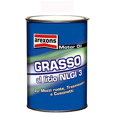 Grasso Arexons al Litio NLGI 3 - 850 Gr