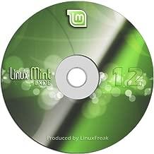 linux mint on a cd