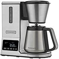 Cuisinart PurePrecision CPO-850 Pour-Over 8-Cup Coffee Brewer with Thermal Carafe (Stainless Steel) + $20 Kohls Cash