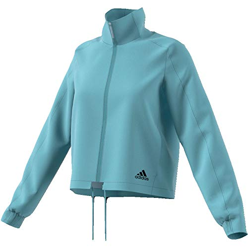 adidas W LHT Insulated Chaqueta, Mujer, Gris (gricen), XL