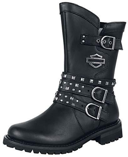 Harley Davidson Adrian Boots schwarz EU37