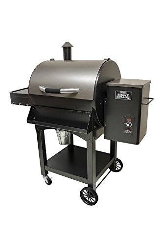 Smoke Hollow 2415PG Pellet Grill, 24u0022 480 sq.in Cooking Area