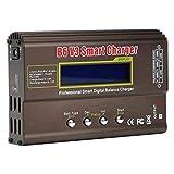 Cargador de equilibrio de batería digital inteligente B6V3 80W, cargador...