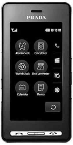 Prada Handy von LG
