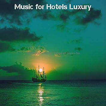 Vibrant Music for Resorts - Trumpet and Soprano Sax