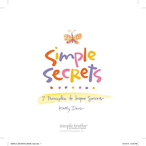 Simple Secrets audiobook cover art