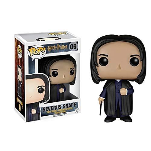 CQ Severus Snape Profesor de Fans de Piedra Movie Magic Medicina Pop Figura Forma del Filósofo Colección 10CM Toys