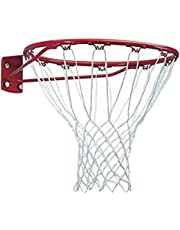 Elk Power RING-112A Crown Legend Basketball Ring Diameter 46 cm with Net & Screw/Bolts Ball Size 7
