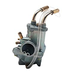 Fits YAMAHA MOTORCYCLE, PW50 1981-2009 1x Carburetor Please check the pictures and size carefully before you buy it. Give your machine the new power and torque it really deserves. HIFROM focus on provide high quality carburetor at fair price.
