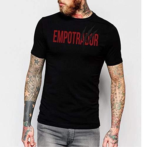 Camiseta EMPOTRADOR negra: Amazon.es: Handmade
