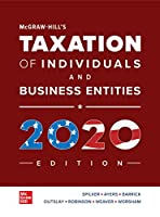 McGraw-Hill's Taxation of Individuals and Business Entities 2020 Edition, 11th Edition Front Cover