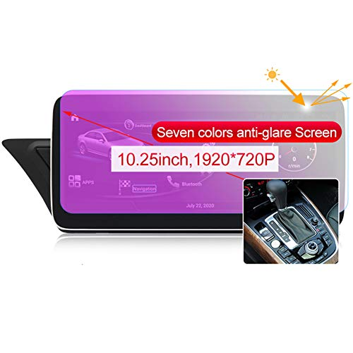 TypeBuilt Autoestereo Radio USB Coche Pantalla Táctil para Audi A4L B8 A5 2009-2017 Autorradio GPS Navegación Cámara De Respaldo Estéreo De Coche Audio Video Player SWC