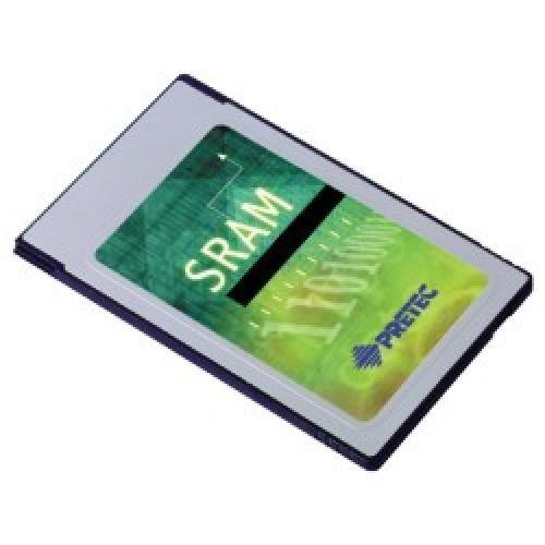 Tarjeta PCMCIA Pretec SRAM 1MB (8 Bit)