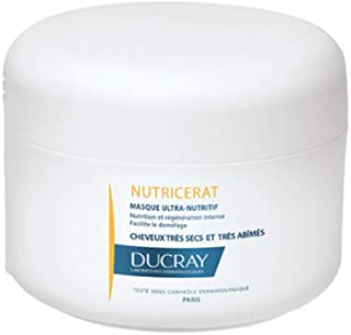 Ducray Nutricerat Intense Nutrition Mask - 150Ml
