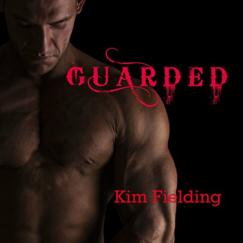 Guarded audiobook cover art
