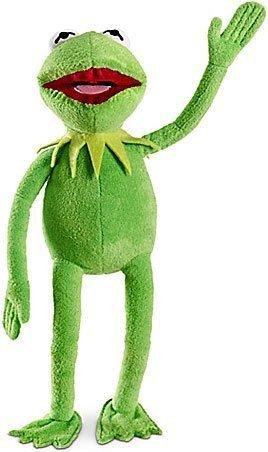 The Muppets Exclusive 16 Inch DELUXE Plush Figure Kermit Kinder, Kinder, Spiel, Spielzeug, Spielen