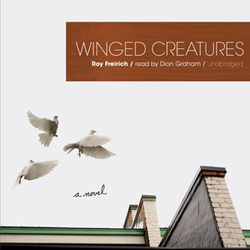 Winged Creatures  audiobook cover art