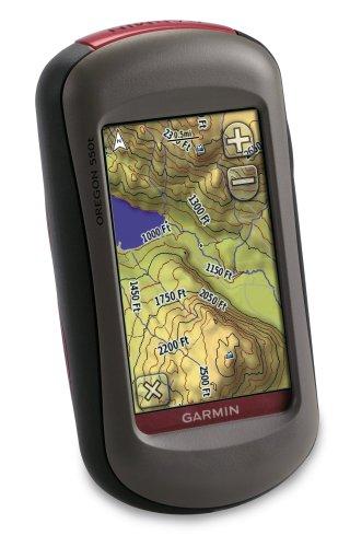 Garmin GPS Handgerät Oregon 550T