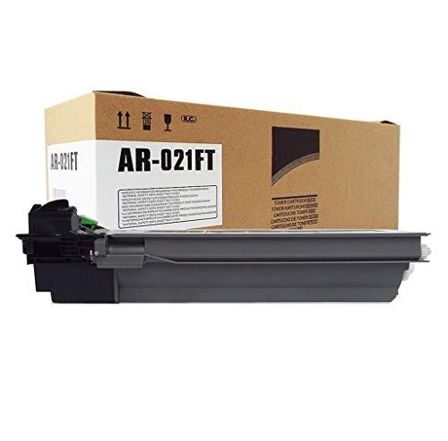 Adecuado para SHARPAR 5516N 5520D AR-021FT Cartucho de Tinta Cartucho de tóner Negro, 18000 Páginas,2black