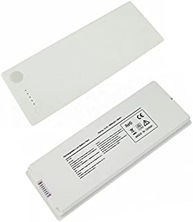 ELECBRAiN 10.8V 5600mAh Laptop Battery Replacement for A1185 A1181 MacBook 13