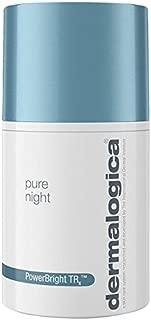 Dermalogica Powerbright TRX Pure Night Face Moisturiser, 1.7 Fl Oz