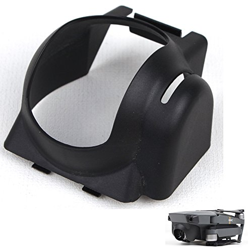 Flycoo per DJI Mavic PRO Paraluce per Occhiali Accessori protettivi Paralume Contro Razzi Luminosi Antiriflesso (Nero)