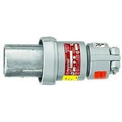 Application: For ADR6034 Receptacle And ARC6034BC Connector Body Material: Copper free (4/10 Of 1 PCT Maximum) Aluminum Standard: UL 1682, UL 1686, UL 50E; UL Listed: E145916, E145917; CSA Standard: C22.2 No. 182.1; CSA Certified: 065179; NEMA FB11 C...